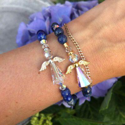 Awakening & Bevisthed - Lapis Lazuli & Englen Uriel - Moni Sattler