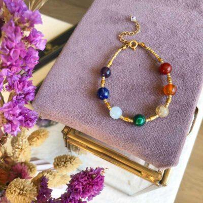 Heal Yourself - Chakra armbånd - Moni Sattler