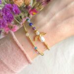 Skytsengel Chakra armbånd – Moni Sattler