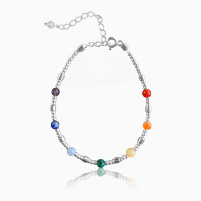 Heal Yourself - Chakra mini armbånd - Moni Sattler
