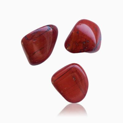 Rød Jaspis - Moni Sattler