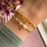Citrin armbånd – Moni Sattler