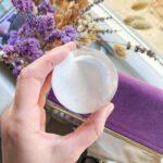 Selenit skål mini – Moni sattler