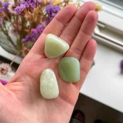 Grøn Jade - Moni Sattler
