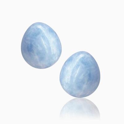 Blå Calcit - Moni Sattler