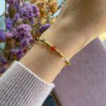 Stenbukken – Zodiaci armbånd – Moni Sattler