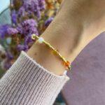 Krebsen Zodiaci armbånd – Moni Sattler