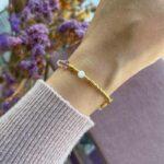 Vægten – Zodiaci armbånd – Moni Sattler