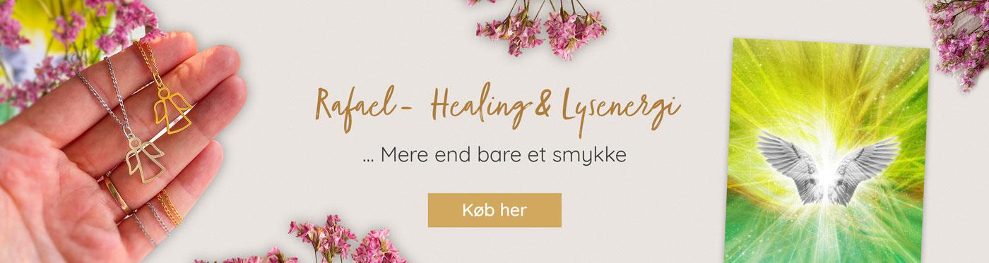 Rafael - Healing & Lysenergi