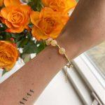 Calcit orange – LaDonna – Moni Sattler